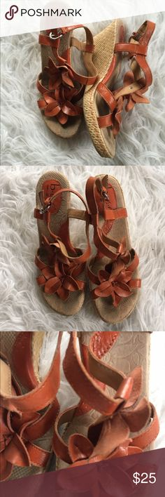 🆕 boc by Born floral wedges Very cute! Preloved but so much life left! 👺NO TRADES DONT ASK! ✌🏼️Transactions through posh only!  😻 friendly home 💃🏼 if you ask a question about an item, please be ready to purchase (serious buyers only) ❤️Color may vary in person! 💗⭐️Bundles of 5+ LISTINGS are 5️⃣0️⃣% off! ⭐️buyer pays extra shipping if likely to be over 5 lbs 🙋thanks for looking! Born Shoes Wedges