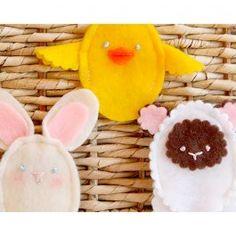 Fiskars+Easter+Finger+Puppets