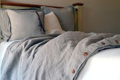 window panel inspiration: Natural Rustic Heavy Weight Linen