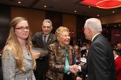 Rebekah Gantner, John Schlafly, Phyllis Schlafly, and Sen. Jeff Sessions, 9-11-15