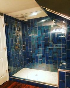Catania Blue 6 x 12 in - The Tile Shop