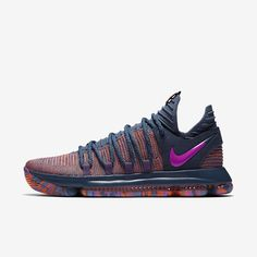 dbadf08f85b4d Nike Zoom KDX AS Basketball Shoe Cute High Heels