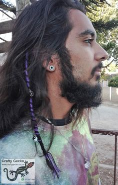 #bohohairwrap #hippyhair #summerhair #hairwrap #hippy #hairwrap #haircharms