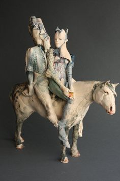 Ostinelli and Priest - Portfolio - Ceramic Animal Sculptures