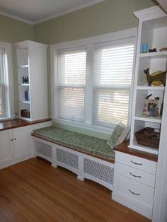 Guest Room Office Makeovers HOUZZ | Sunroom makeover traditional home office