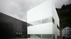 Weisser Würfel, Vaduz - krapfag.ch  #architektur #architecture