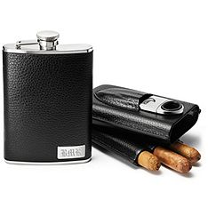 Unique Favors, Beautiful Centerpieces, Fabulous New Collections, Accessories that are Truly Unforgettable Usher Gifts, Cigar Cases, Bridesmaids And Groomsmen, Groomsman Gifts, Wedding Inspiration, Wedding Ideas, Bridal Accessories, Flask, Wedding Gifts