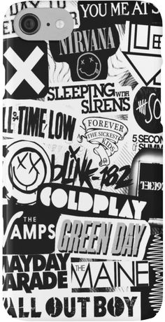 the vamps // // coldplay // a day to remember // you me at six // nirvana // sleeping with sirens // all time low // // the 1975 // mayday parade // fall out boy // arctic monkeys // green day Blink 182, Arctic Monkeys, A Day To Remember, Green Day, Nirvana, Black Veil Brides, Rock Tumblr, Rock And Roll, Historia Do Rock