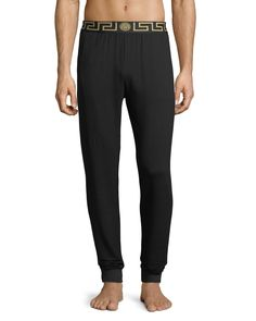 VERSACE ICONIC TAPERED JOGGER PANTS.  versace  cloth 960e60d7f1