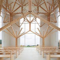 Agri Chapel / Yu Momoeda Architecture Office / Yotsuemachi, Nagasaki, Japan