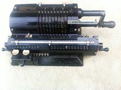 1938 Odhner pinwheel calculator Model 27 photo