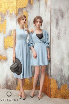 Dress Drawing by Adobe Illustrator CC Cute Dresses, Beautiful Dresses, Casual Dresses, Short Dresses, Girls Dresses, Summer Dresses, Grey Fashion, Vintage Fashion, Older Women Fashion