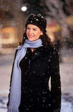 "Gilmore Girls 1.08 ""Love and War and Snow"""