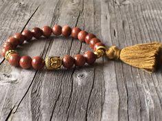 Buddha bracelet Woman buddha bracelet Buddha door KennlyDesign
