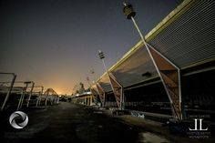 Six Flags New Orleans at Night with the Sony A7s by Jason Lanier