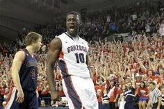 First we beat St. Mary's. Then we beat LMU. Now St. Mary's got beat by LMU. Once again, Gonzaga basketball is REALLY freakin' lucky. Also, Guy Landry Edi is awesome.