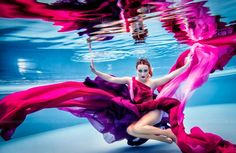 Conceptual and Fashion Underwater Photography and Art Wedding Photography @Portfoliobox