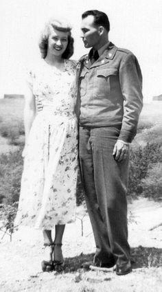 Fort Riley, Kansas, Late 40s by O. Douglas Jennings.