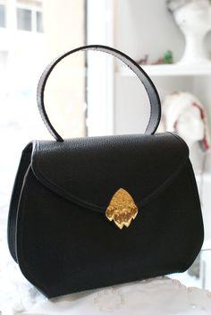 Vintage Jean-Louis Scherrer Handbag