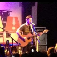 Andy Grammer at Lincoln Hall in Chicago.