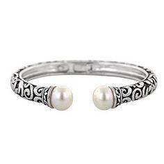 Honora Pearl Bangles Love This Set Fun Stuff Pinterest Bangle Pearls And Jewelry