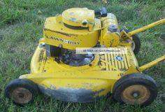 Rare Antique Vintage 1962 3051 Buttercup Lawnboy Push Mower Antique & Vintage Farm Equip photo