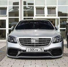 S-Class beauty. Mercedes Car, Mercedes Benz Amg, Moto Car, Benz S Class, Bus Coach, Car Engine, Car Brands, Car Car, Luxury Cars