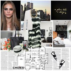 """""""Summer in the city"""" by electric-bird on Polyvore"""