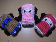 Amigurumi Boneka : Amigurumi Örgü oyuncak sevimli tavşan yapımı crochet