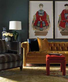Asia.⠀ ⠀ LA7142C Drake Chair⠀ LA94561-01 Noir Chest⠀ LA7150S Tyler Sofa⠀ LA8102B Ottoman⠀ @hickorywhitefurniture @lillianaugustfinefurniture  #dsos #designstudioofsomerville #design #interior4all #finedesign #interiordesign #interiorstyling #lovedesign #homedecor #interiors #njinterior #customdesign #downtownsomerville #somervillenj #inspiration #interiordecor #interiordesigners #lillianaugustfinefurniture #hickorywhitefurniture #sofa #chair #seating