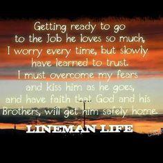 Lineman life