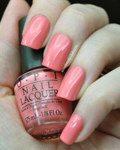 Got Myself Into Jambalaya New From The Opi New Orleans Collection For Spring Summer 2016