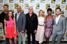 Amazon Original Series 'Hand of God' Panel and Signing  - Comic-Con International 2015