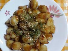 마늘 꿀조림
