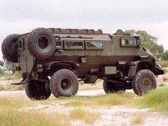 Casspir Mk II, Built by TFM Engineering, powered by Atlantis, Mercedes licensed 352 Cu. In Turbo Diesel of 166 kW with ZF Transmission and Transfer Case and Diffs Army Vehicles, Armored Vehicles, Expedition Truck, Armored Truck, Bug Out Vehicle, Military Weapons, Military Life, Armored Fighting Vehicle, Camper