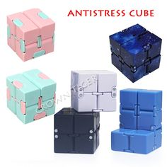 2019 antistress Infinite Cube Infinity Cube Magic Cube Office Flip Cubic Puzzle Stress Reliever Autism Toys relax toy for adults – New Furniture Figet Toys, Doll Toys, Kids Toys, Best Stress Relief, Stress Relief Toys, Kids Toy Shop, Toys Shop, Cool Fidget Toys, Shopping