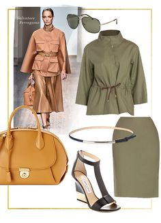 Catwalk to Closet: Military-Inspired Style