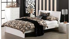 Neon 4 Piece Queen Bedroom Suite Harvey Norman