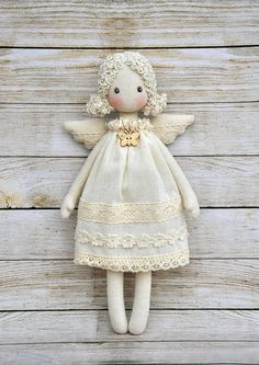 Blank doll body 13 blank rag doll ragdoll body the body of the doll made of cloth Diy Angel Dolls, Fairy Dolls, Diy Doll, Doll Clothes Patterns, Doll Patterns, Paper Patterns, Henna Patterns, Diy Angels, Angel Crafts