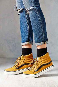 Vans Sk8-Hi Slim Hiker Womens High-Top Sneaker - Urban Outfitters