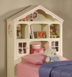 doll house headboard