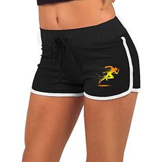 acbd54df7a5b Classic New Summer Pants Women s Workout Running Bike Shorts Yoga Shorts      Continue to