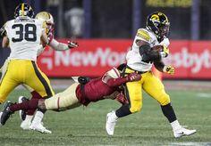 Pinstripe Bowl: Iowa 27 Boston College 20