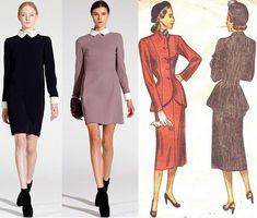 Картинки по запросу платья 60-х годов