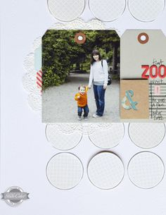 Zoo *Main Kit Only* by lifelovepaper at Studio Calico