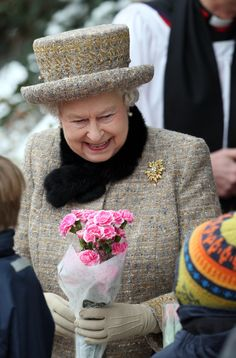 Queen Elizabeth II marks Accession Day
