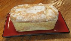 Man (or woman...) Does Not Live by Bread Alone...Toasty Muffin Bread!