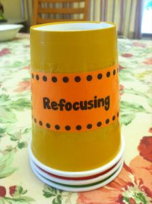 Idea for helping students work during collaborative group time.