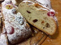 Homemade Kings Cake (Bolo Rei)