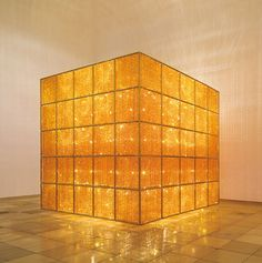 Ai Weiwei,Cube Light(@Hirshhorn)
